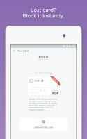 Screenshot of Simple - Better Banking