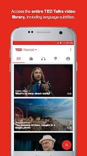 Download Android App TED for Samsung
