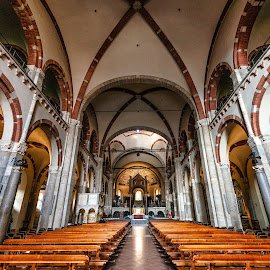 S.Ambrogio - Milano by Antonello Madau - Buildings & Architecture Places of Worship ( antonello madau )