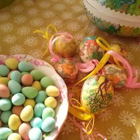 Easter by Karen McGregor - Public Holidays Easter (  )