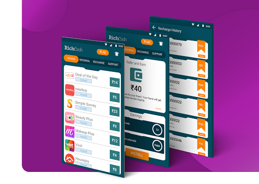 RichCash free recharge screenshot 16