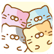 Cat Pong! look tsumtsum puzzle