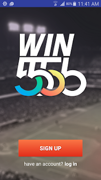 Win555B - Live Sport Gaming APK screenshot thumbnail 1