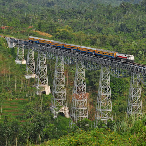 by Husni Mubarok - Transportation Trains