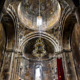Gandzasar monastery  by Anto Boyadjian - Buildings & Architecture Places of Worship ( interior, monastery )