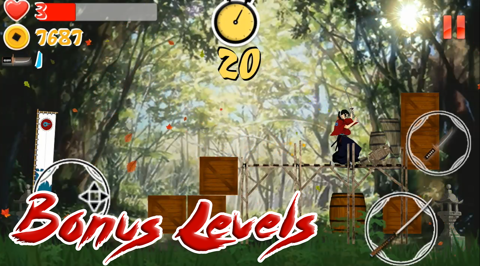 Samurai Ninja Fighter Screenshot 8