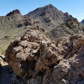 Whole Lotta Rocks by Tom MostlyGerman - Landscapes Deserts