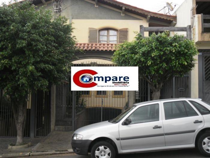Casa 3 Dorm, Jardim Santa Cecília, Guarulhos (SO1329)