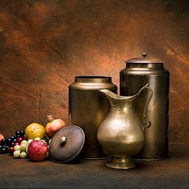 by Rakesh Syal - Artistic Objects Still Life