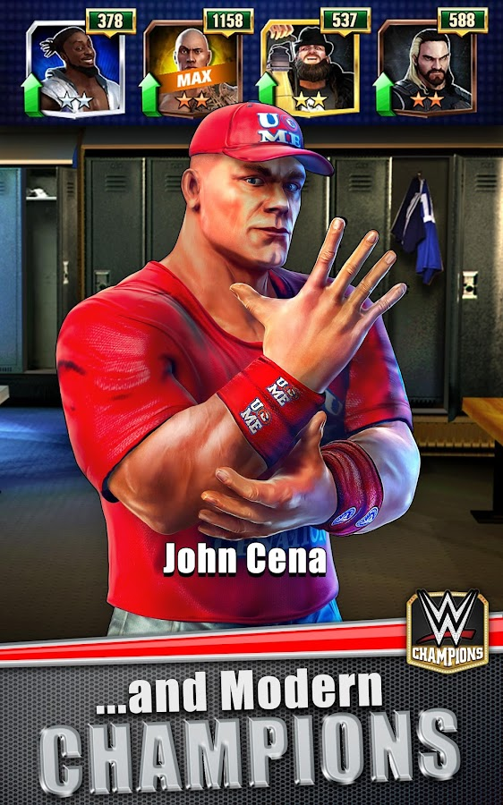 WWE Champions Free Puzzle RPG Screenshot 11
