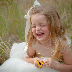 Laughter is the  Best Medicine by Kellie Jones - Babies & Children Children Candids (  )
