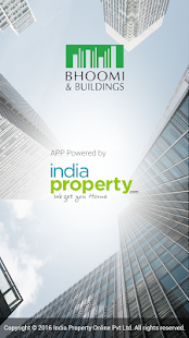 Bhoomi and Buildings Pvt Ltd - screenshot