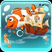 Charm Ocean Fish Mania:Pirates