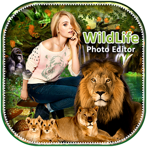 Download Wild Animal Photo Editor For PC Windows and Mac