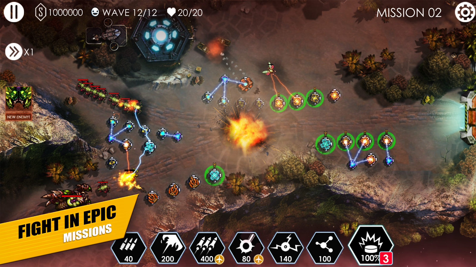 Tower Defense: Invasion HD Screenshot 9