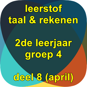 Download leerstof 2de leerjaar / groep 4 deel 8 (april) For PC Windows and Mac