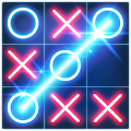 Game Tic Tac Toe Glow APK for Kindle