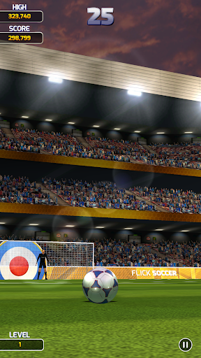 Flick Soccer 15 screenshot 9