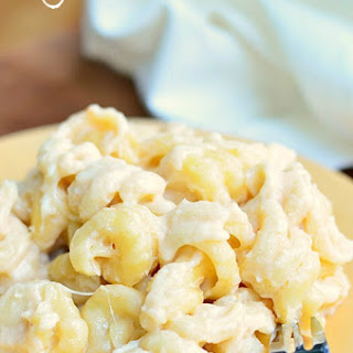 Zesty White Mac and Cheese