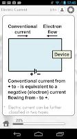 Screenshot of Grade 12 Physics