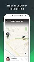 Screenshot of MyTeksi: Book a ride
