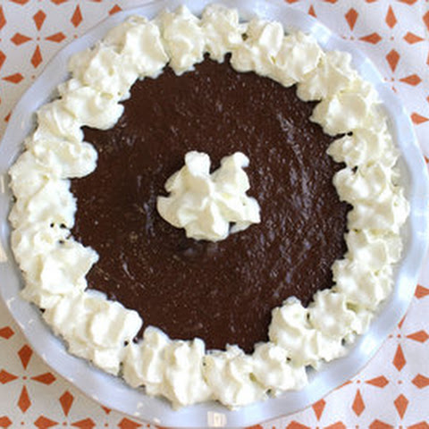 For the Love of Chocolate Cream Pie