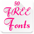 App Fonts for FlipFont 50 #6 apk for kindle fire