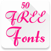 Free Fonts for FlipFont 50 #6 APK for Windows 8