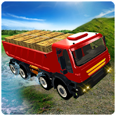 Truck Hill Drive Cargo Game APK for Lenovo