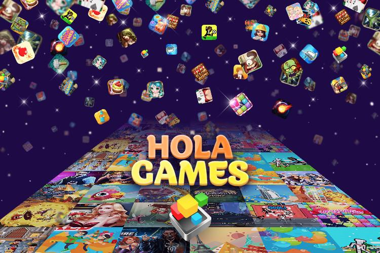 Hola Games: Tap to Play Games APK