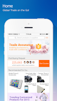 Screenshot of Alibaba.com App