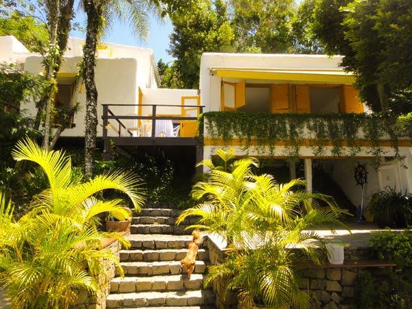 Casa residencial para venda e locação, Praia da Ribeira (Cun...