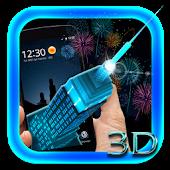 App Neon Empire State Building 3D Theme APK for Windows Phone