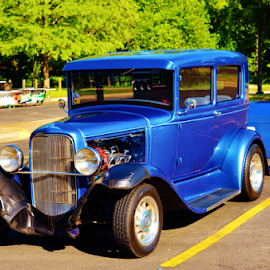 1930 Ford Model A  7052 by Jim Suter - Transportation Automobiles