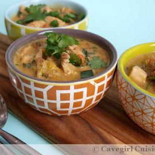 Thai Chicken Coconut Cream Recipes
