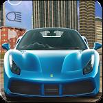 Car Simulator 3D Game Icon