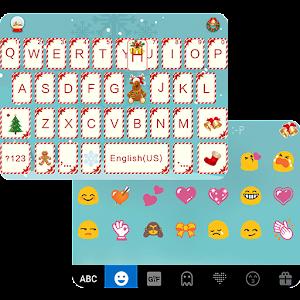 Christmas 2016 iKeyboard Theme