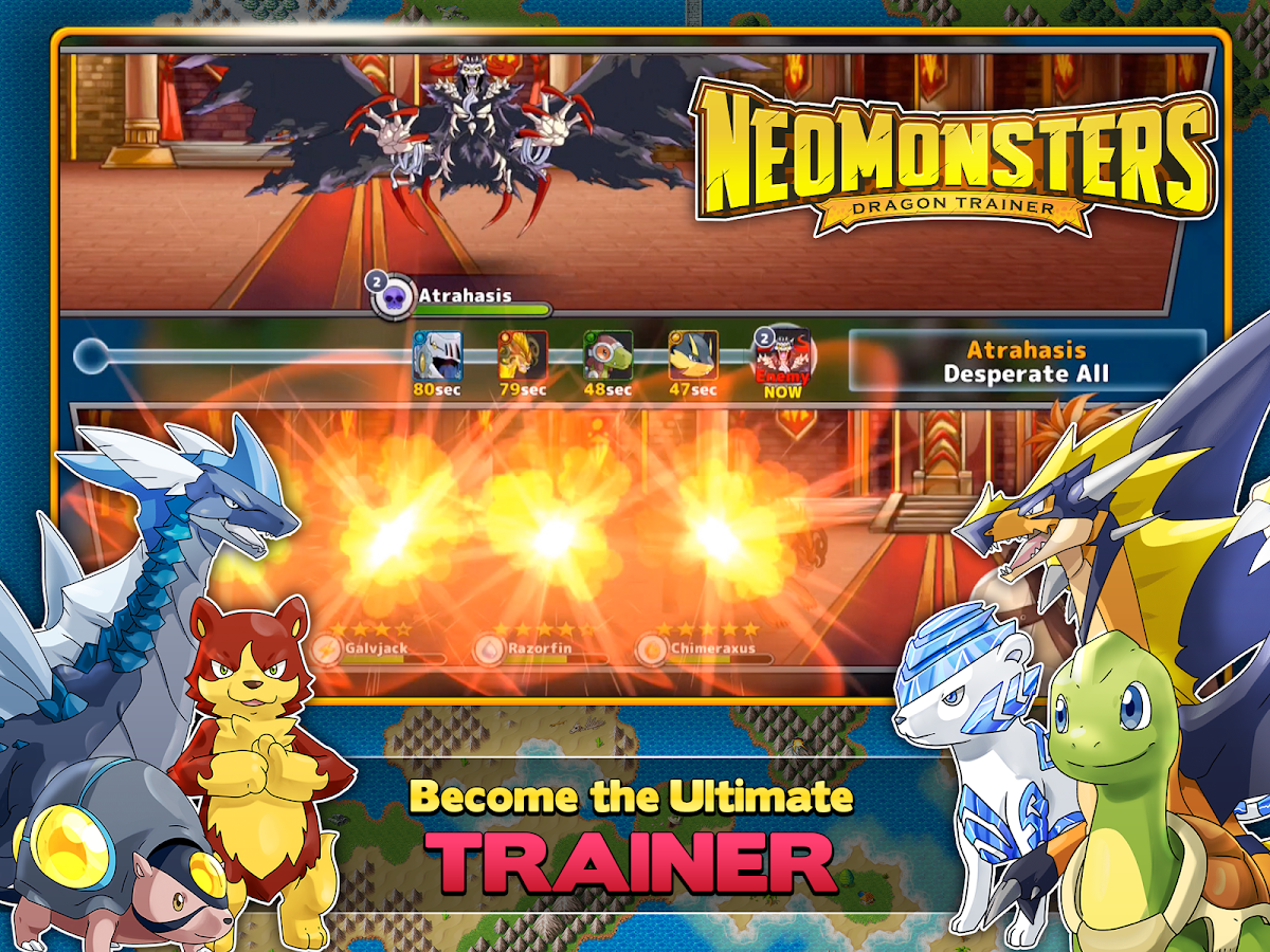 Neo Monsters Screenshot 9