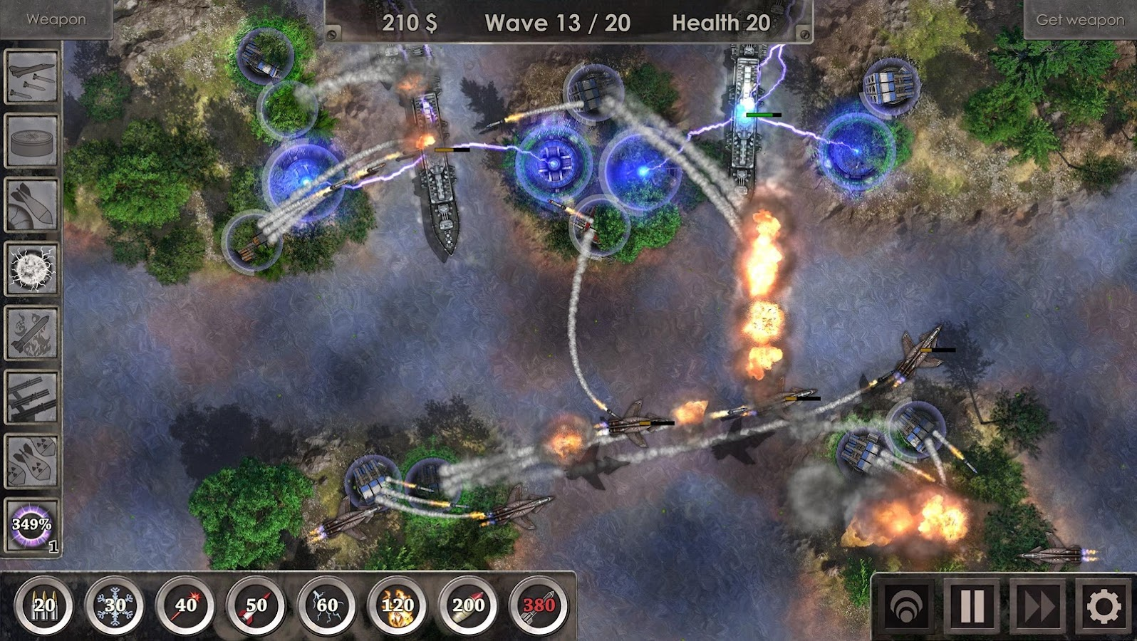 Defense Zone 3 HD Screenshot 5
