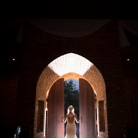 Doors by Lood Goosen (LWG Photo) - Wedding Bride ( weddingphotography, wedding day, dress, weddings, wedding, brides, wedding potographers, wedding photographer, bride )