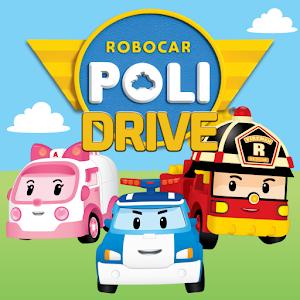 Robocar Poli: Drive For PC / Windows 7/8/10 / Mac – Free Download