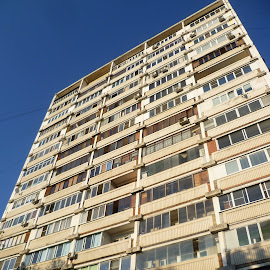 My Childhood Home, Moscow, Russia (7) by My Photo - City,  Street & Park  Neighborhoods ( 1986 - 1992 ... )