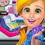 Fashion Store Cashier Girl - Kids Game