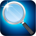 App magnifying glass with light APK for Kindle