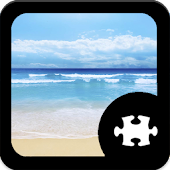 Game Beach Puzzle apk for kindle fire