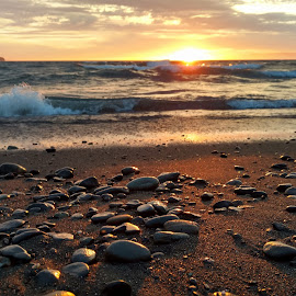 This beach rocks by Gene Richardson - Instagram & Mobile Android