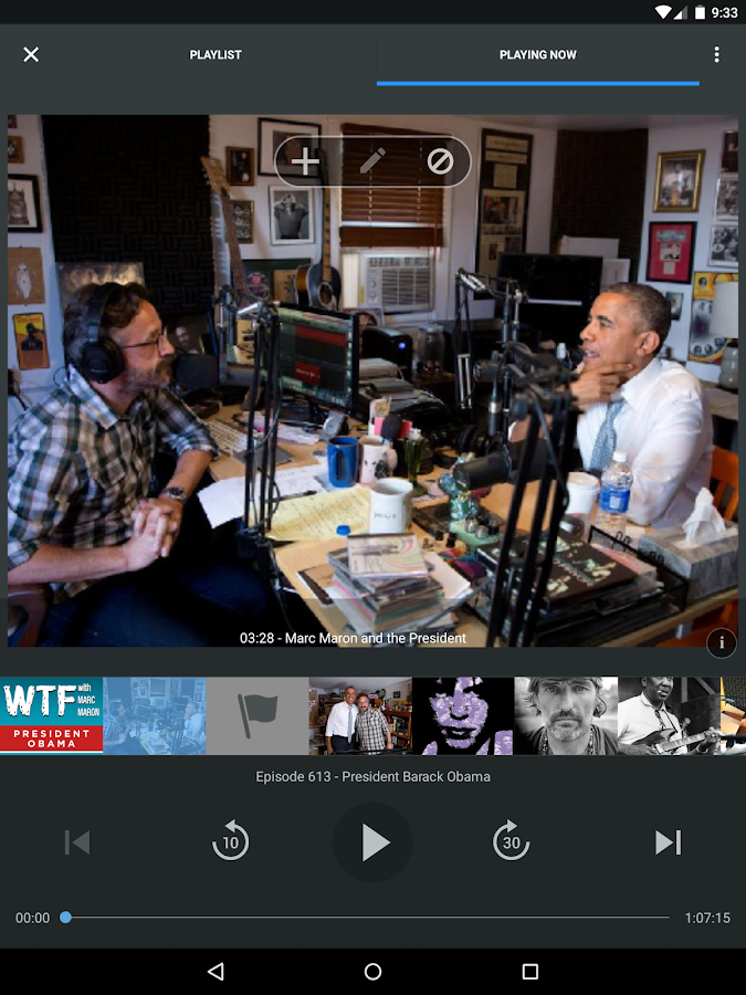 WeCast - Podcasts Screenshot 6