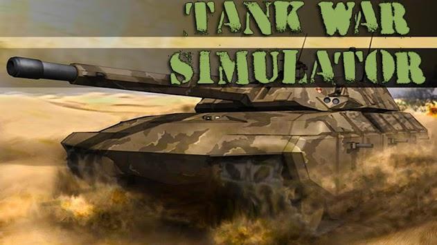 Tank War Simulator apk screenshot