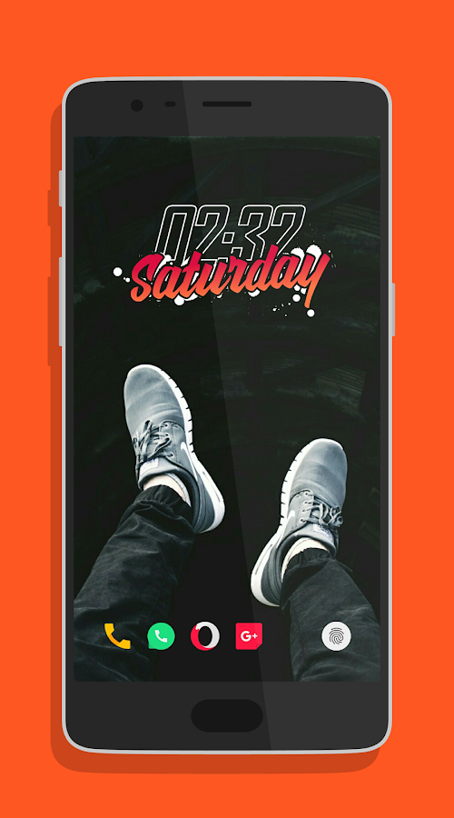 minimo kwgt Screenshot 6