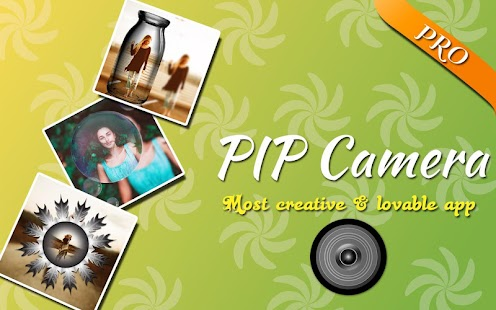 Pip Camera Selfie Pro - No Ads- screenshot thumbnail